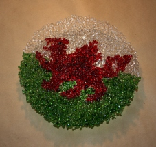 Welsh Flag Bowl