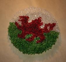 Welsh Flag Bowl